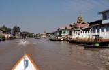 Nan Chaung Canal, Nyaung Shwe