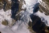 Glacier coming off of Numbur, Nepal Himalaya