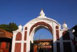 Gateway to Bhaktapur's Durbar Square