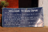 Welcome to Bhaktapur - admission 750 rupees or $10