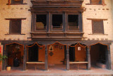 Shrestha House, Newa Chen, a traditional Newari house turned into a boutique guesthouse, Patan