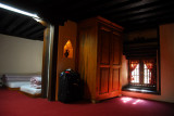 One of the standard rooms at the Newa Chen Guesthouse, Patan