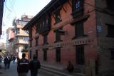 Shrestha House, a short walk from Patan's Durbar Square