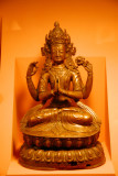 Sadakshari Lokeshvara, 17th C. Tibet