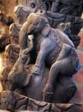 Erotic Temple Carvings of Kathmandu Valley
