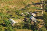 Hillside farmland, Nepal
