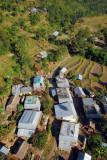Nepali village below Manadamana