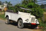 Tourist safari jeep, Sauraha