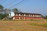 School, Sauraha, Central Terai, Nepal (N27 35 02.58/E084 29 41.13)