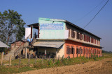 School supported by De Vnlaet Steunt Scholen, Laan, Holland and Travellers Jungle Camp