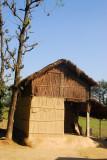 Rural architecture, Central Terai