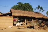 Thatched barn, Thamal Cultural Village (N27 34 47.37/E084 28 17.54)