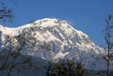 Lamjung Himal (6931m) from Sarangkot