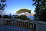 Villa Lysis lower terrace