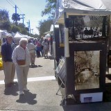 Saturday - Cocoa, FL... Art Festival