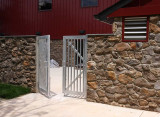 Kiln Courtyard Gates