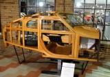 Ash Wood Frame - Auburn Cabin Speedster