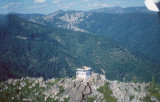 Saddleback Fire Lookout looking NE
