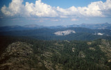 Air Tahoe 60 Duncan Peak Lookout to the crestline