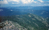 Air Tahoe 68 Duncan Peak Lookout looking ENE