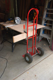 Mobile extension for a worktable