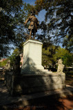 Oglethorpe Statue