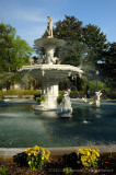 Main Fountain Feature