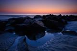 Pre-dawn Tybee Island