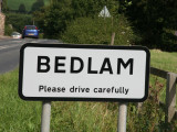 Curious signs in England (and Scotland)