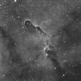 La Trompe d'éléphant, IC 1396A-vdB 142