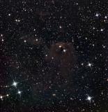 NGC 1554-1555, Hind's Variable Nebula