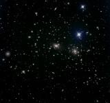 Abell 1656, l'amas de galaxies de la Chevelure de Bérénice