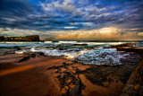 Avalon Beach using topaz filter