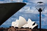 Rhapsody of the Seas with Sydney Opera House