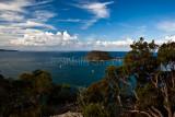 Barrenjoey Headland in Broken Bay, Sydney, Australia