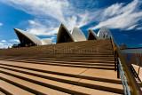 Sydney Opera House steps