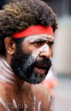Reuben, Aboriginal dancer