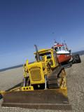 Caterpillar & Boat