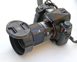 Custom Lens Shades Hoods Caps Sony Alpha Minolta Maxxum