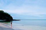 Beach, Mana Island, Fiji
