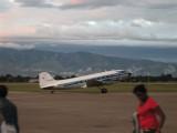 MFI plane landing