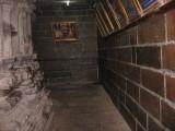 ... at the place just behind the sanctum sanctourum of Sri PerumbUdhur AdkikEsva PerumAL sanndihi ...