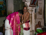 12-SrI Sreekanth being blessed.jpg