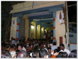 5th day night - hanumantha vahanam - purappadu starting.jpg