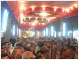 parankusar, parakalar and emperumanar awaiting doing mangalasasam for Namperumal.JPG