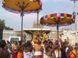 Sri Ragavan purappadu to Vahana Mandapam.jpg