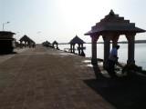 25-Place (near bAlkA theerth) where samskAram were performed by Arjuna after Sri Krishnas ascent to paramapada3.JPG