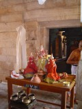 006-Day02-Thiruvengadathappan-Ready of Thirumanjanam.JPG