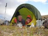 2009 CDT Tent Life! (Wind Rivers, Wyoming)