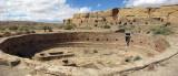 Chaco Canyon pueblo New Mexico